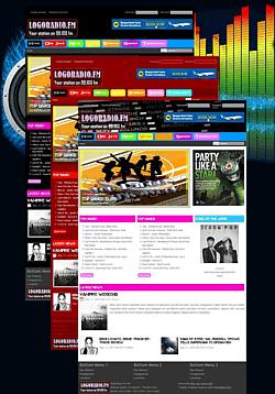 Radiomusic Template - Template per radio e portali musica